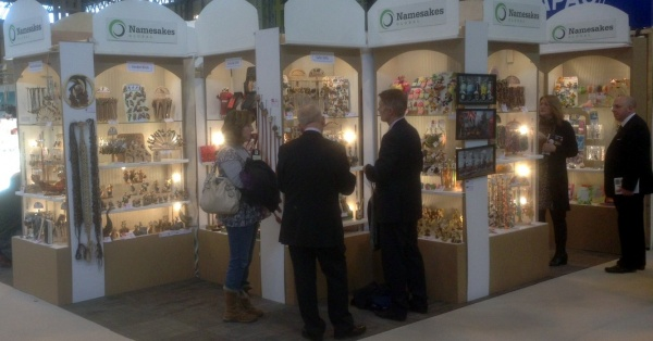 Namesakes Wholesale Giftware Stand