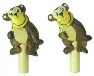 Pencils - Monkey   (Pack Size 30)