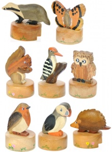 5012W : Wildlife Sharpeners (Pack Size 36) Price Breaks Available