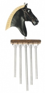 Wind Chimes (Medium) -  Horse  (Pack Size 10)