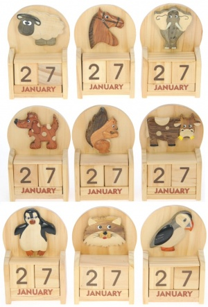 5209: Calendars - Mix Set  (Pack Size 24) Price Breaks Available
