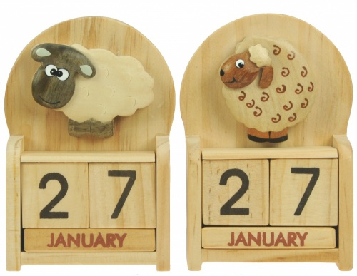5209-SH:  Sheep Calendars (Pack Size 12) Price Breaks Available