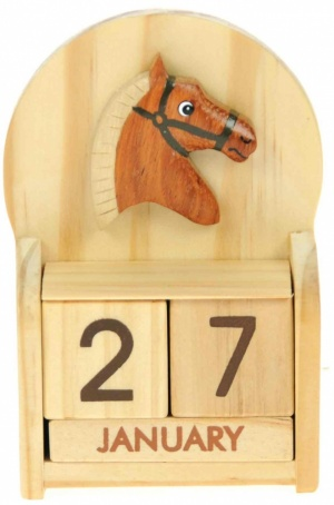 5209-HS: Horse Calendars (Pack Size 24) Price Breaks Available