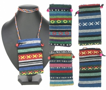 Phone Holders/Purses - Ethnic  (Pack Size 25)
