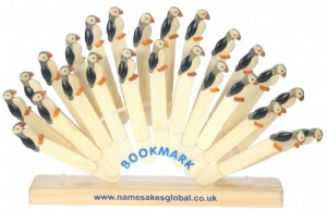 Bookmarks - Puffin  (Pack Size 50)