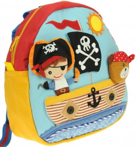 Pirate - Toddler Rucksacks  (Pack Size 5)