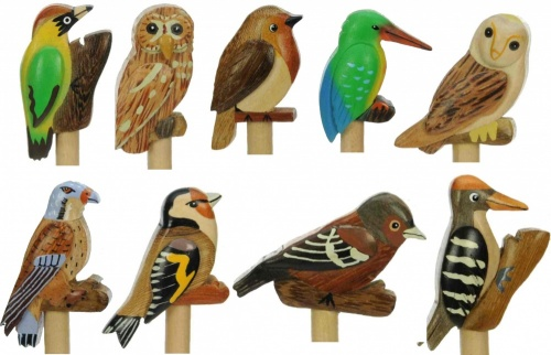 Pencils - Garden Bird   (Pack Size 24)