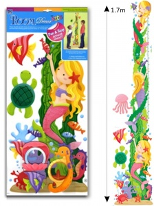 H11 - Mermaid Height Chart  (Pack Size 12)