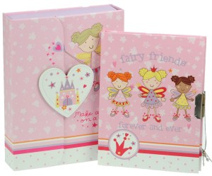 Boxed Notebooks - Fairy Friends (Pack Size 12)