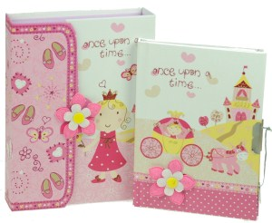 Boxed Notebooks - Once Upon Time (Pack Size 24)