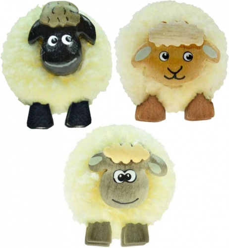 5501M-SH Mini Sheep Figurine (Pack Size 36) Price Breaks Available