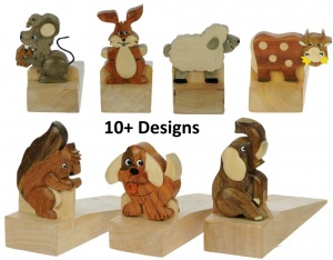 Doorstops - Mix Sets  (Pack Size 25)