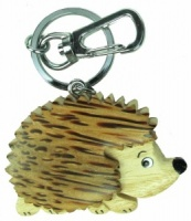 5001HH: Hedgehog Keyrings (Pack Size 36) Price Breaks Available