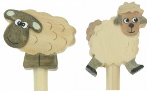 5004-SH : Sheep Pencils (Pack Size 36) Price Breaks Available