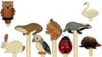 Pencils - Wildlife  (Pack Size 48)