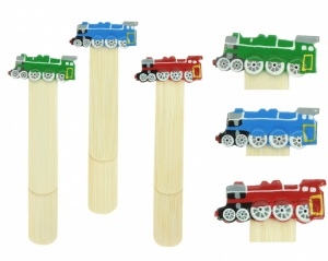 Bookmarks - Steam Trains  (Pack Size 100)