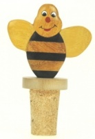 Cork Stoppers - Bee  (Pack Size 40) 20% Discount
