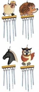 Wind Chimes (Medium) - Mix Set  (Pack Size 10)