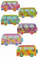 5043VW: Camper Magnets - (Pack Size 36) Price Breaks Avaialable
