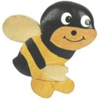 5043S-BE : Bee Magnets (Pack Size 36) Price Breaks Available