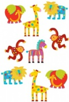 5043SF : Safari Magnets  (Pack Size 36) Price Breaks Available