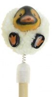 Pom Pom Pencils - Penguin (Pack Size 36)