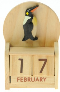 Calendars - Penguin  (Pack Size 20)