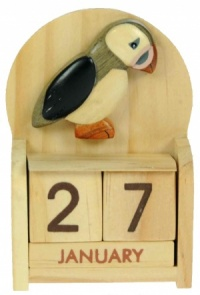 5209-PF: Puffin Calendars (Pack Size 12) Price Breaks Available