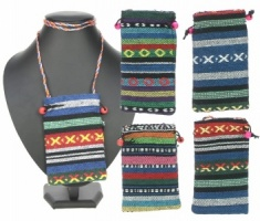 9021 : Phone Holders/Purses - Ethnic  (Pack Size 36)
