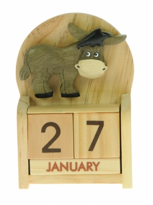 5209-DKY : Calendars - Donkey  (Pack Size 12) Price Breaks Available