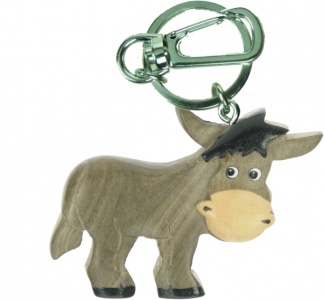 5001-DK : Donkey Keyrings (Pack Size 36) Price Breaks Available