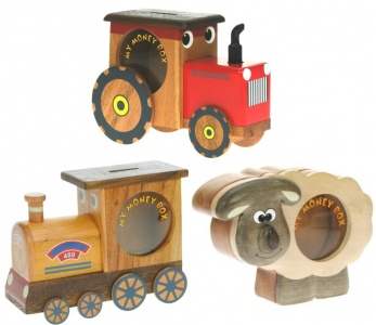 500MB-Mix: Train, Sheep, Tractor Mix (Hidden Lock) (Pack Size 12) Price Breaks Available