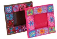 NS14: Embroidered Frames with Sequins (Pack Size 24)