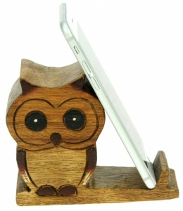 PH-OW - Owl Phone Holders (Pack Size 6)