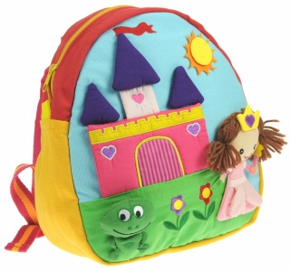 Princess - Toddler Rucksacks (Pack Size 5)