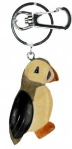 5001-PF : Puffin Keyrings - Large - (Pack Size 36) Price Breaks Available
