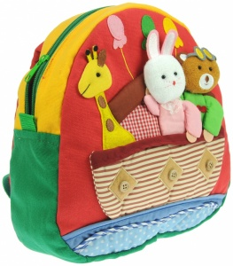 Noah's Ark - Toddlers Rucksacks (Pack Size 5)