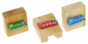 SH2-TR : Steam Train Sharpeners (Pack Size 36) Price Breaks Available