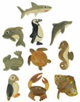 Magnets - Sealife  (Pack Size 60)