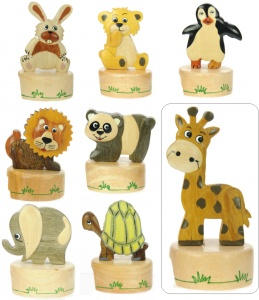 5012 : Animal Sharpeners (Pack Size 36) Price Breaks Available