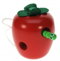 Wooden Toys - Apple  (Pack Size 24) - (30% OFF)