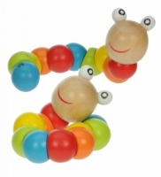 Wooden Toys - Caterpillar Twist  (Pack Size 36) - (30% OFF)
