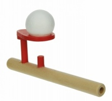 Wooden Toys - Floating Ball Game  (Pack Size 10)