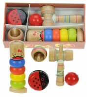 Wooden Toys - Kendama Set  (Pack Size 5)