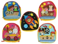 Children Rucksacks  (Pack Size 10)
