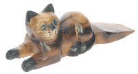 YO49 - Cat Carved Doorstops - (Pack Size 6)