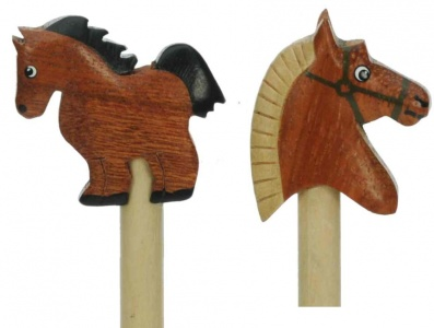5004-HR : Horse Pencils - (Pack Size 36) Price Breaks Available