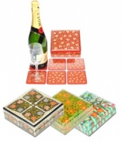 Coaster Sets - Mix Sets  (Pack Size 12)