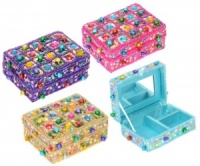 Glittery Jewellery Boxes  (Pack Size 30) - 50% OFF