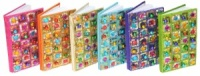 Glittery Notebooks (with Sequins & Bells)  (Pack Size 12)